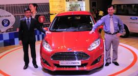 """VMS2013 – Fiesta hoàn toàn mới – """"Ngôi sao sáng"""" của Ford"""