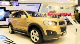 VMS2013 – Chevrolet Captiva 2013 chính thức ra mắt