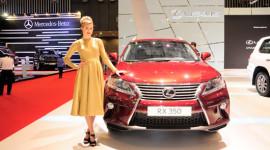 Lexus và 5 ngôi sao sáng tại Triển lãm ô tô Việt Nam