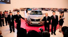 Nissan Teana có giá bán từ 1,4 tỷ đồng