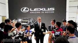 """Lãnh đạo Lexus: """"Thị trường Việt Nam có tiềm năng rất lớn"""""""
