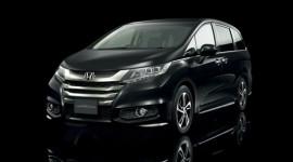 Honda Odyssey Minivan 2014 hoàn toàn mới trình làng