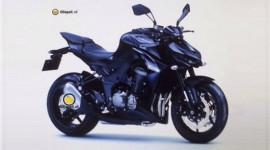 """Lộ """"ảnh nóng"""" Kawasaki Z1000 2014"""