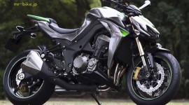 Cận cảnh Kawasaki Z1000 2014