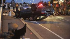 Những nguyên nhân có thể khiến ô tô bị lật