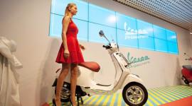 Vespa Primavera – Xe ga thay thế LX