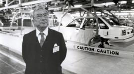 Eiji Toyoda – Cha đẻ của thương hiệu xe sang Lexus