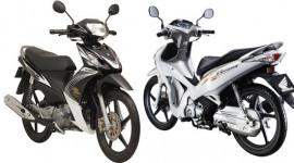 Chọn xe số Suzuki Axelo 125 hay Honda Future 125?