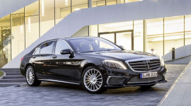 Mercedes-Benz S65 AMG 2014 trình làng, giá 315.000 USD