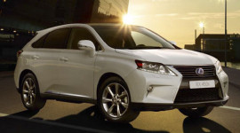 Lexus trình làng RX 450h Advance mới
