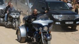 Tổng thống Putin - Vị nguyên thủ thích lái xe