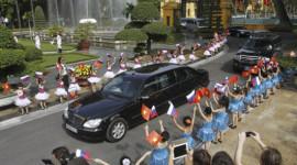Đến Việt Nam, Tổng thống Nga Putin đi xe gì?