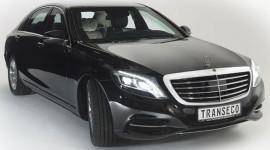 Mercedes-Benz S-Class phiên bản bọc thép trình làng