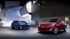 Hyundai Accent 2014 thêm nhiều tính năng hấp dẫn