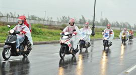 Bất ngờ về mức tiêu thụ nhiên liệu của 3 xe Yamaha