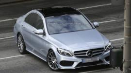 Mercedes-Benz C-Class 2014 dần lộ diện hoàn toàn