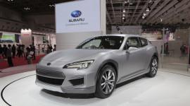 Subaru Cross Sport Design concept trình làng