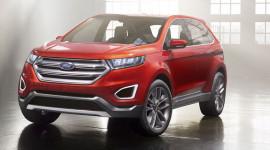 Tham vọng vươn ra toàn cầu với Ford Edge Concept
