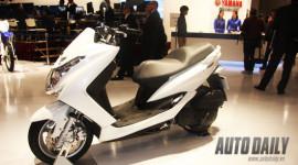 Honda PCX có đối thủ cạnh tranh từ Yamaha