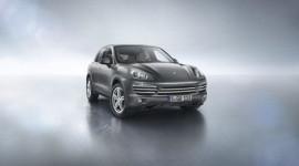 Porsche giới thiệu Cayenne Platinum Edition