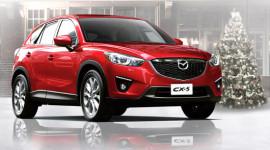 Tháng 12, mua xe Mazda được tặng Ipad
