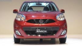 Nissan giới thiệu xe March giá rẻ